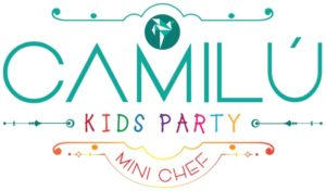 Camilú Kids Party Mini Chef